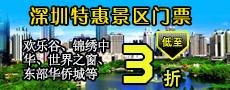 深圳特惠票