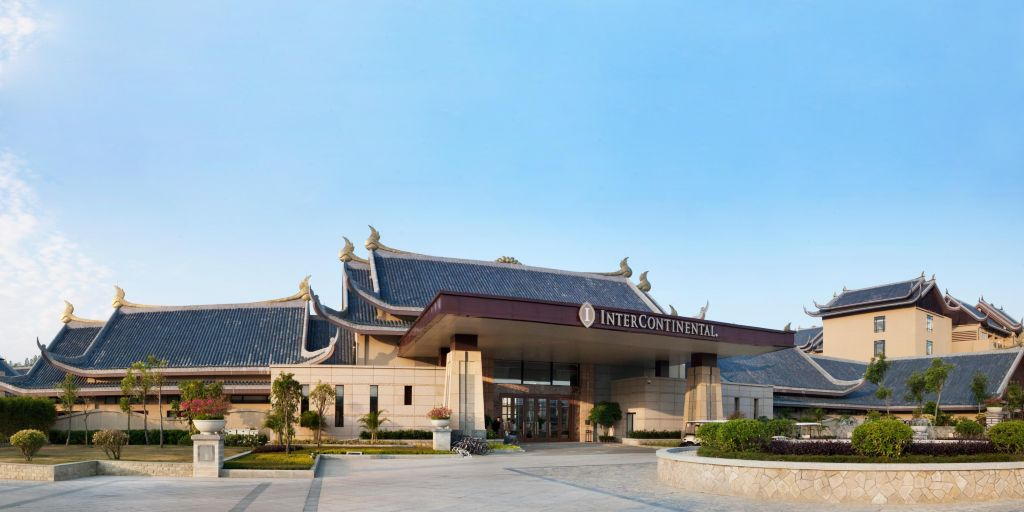 【惠州】惠州洲际温泉度假酒店、惠州西湖、丰储园二天