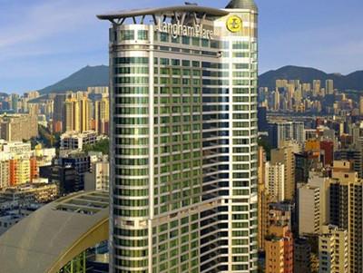香港朗豪酒店