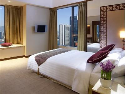 香港兰桂坊(九如坊)酒店