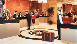 香港旺角仕德福酒店