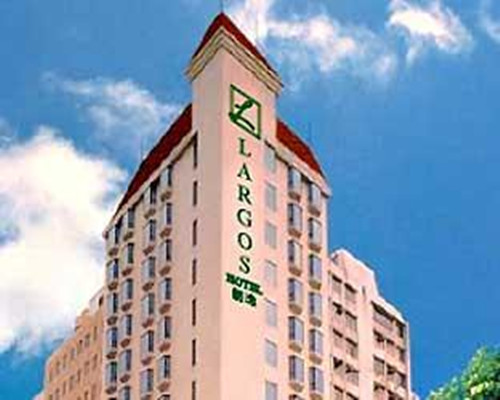 香港朗逸酒店