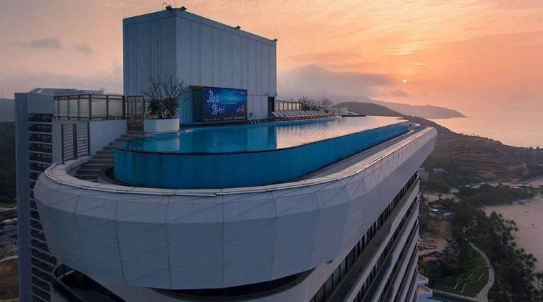 阳江海陵岛闸坡北洛秘境度假酒店