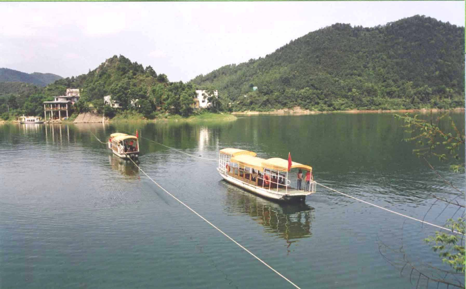 肇庆九龙湖旅游风景区