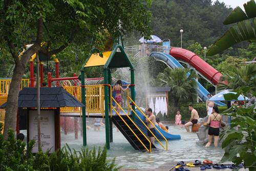 金水台温泉旅游度假村(温泉)