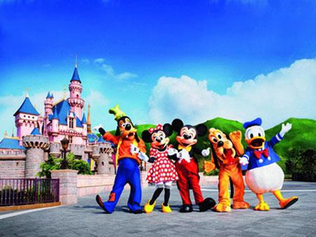香港迪士尼乐园(1日票)