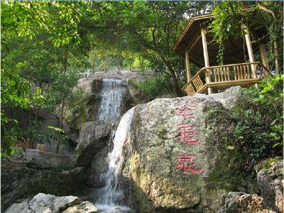 佛冈金龟泉生态度假村门票(温泉)