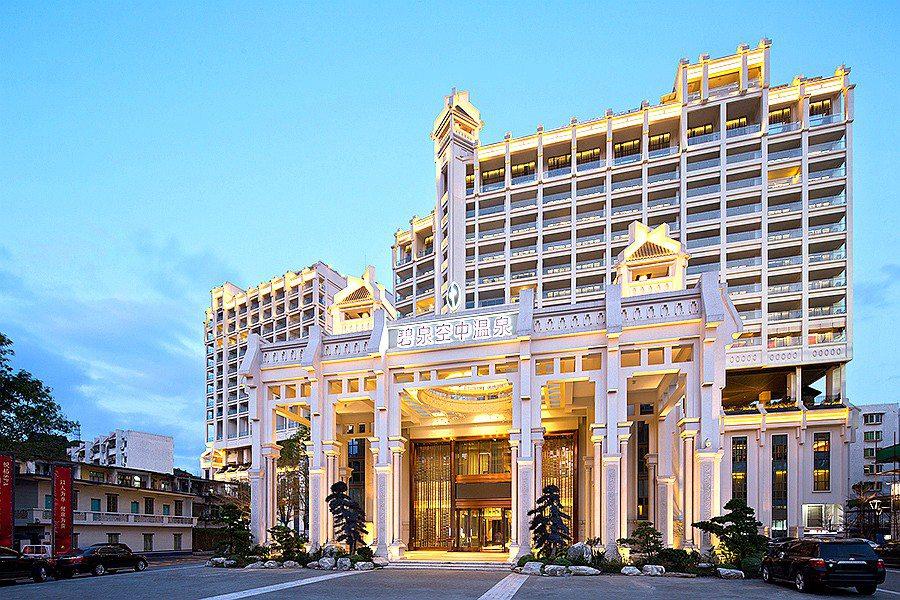 广州碧泉空中温泉大酒店