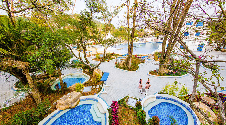 广州圣托利温泉庄园图片