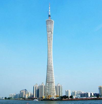 广州塔图片