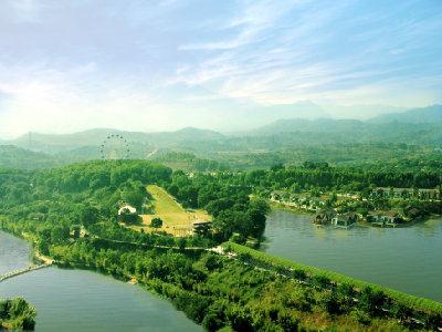 潮州绿岛山庄图片