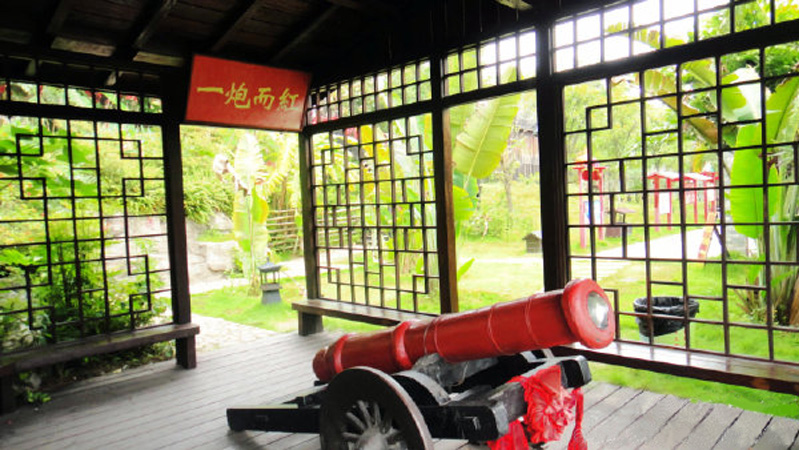 清远故乡里民俗文化主题公园图片