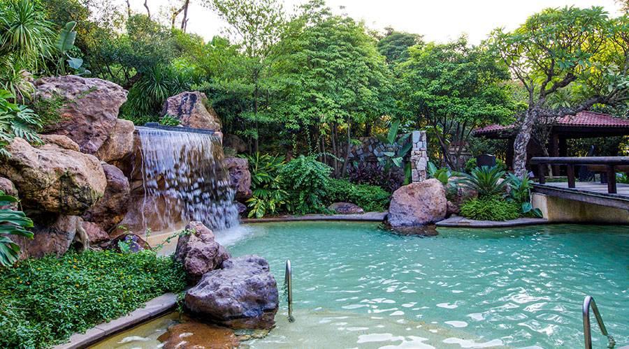 广州美林湖温泉大酒店图片